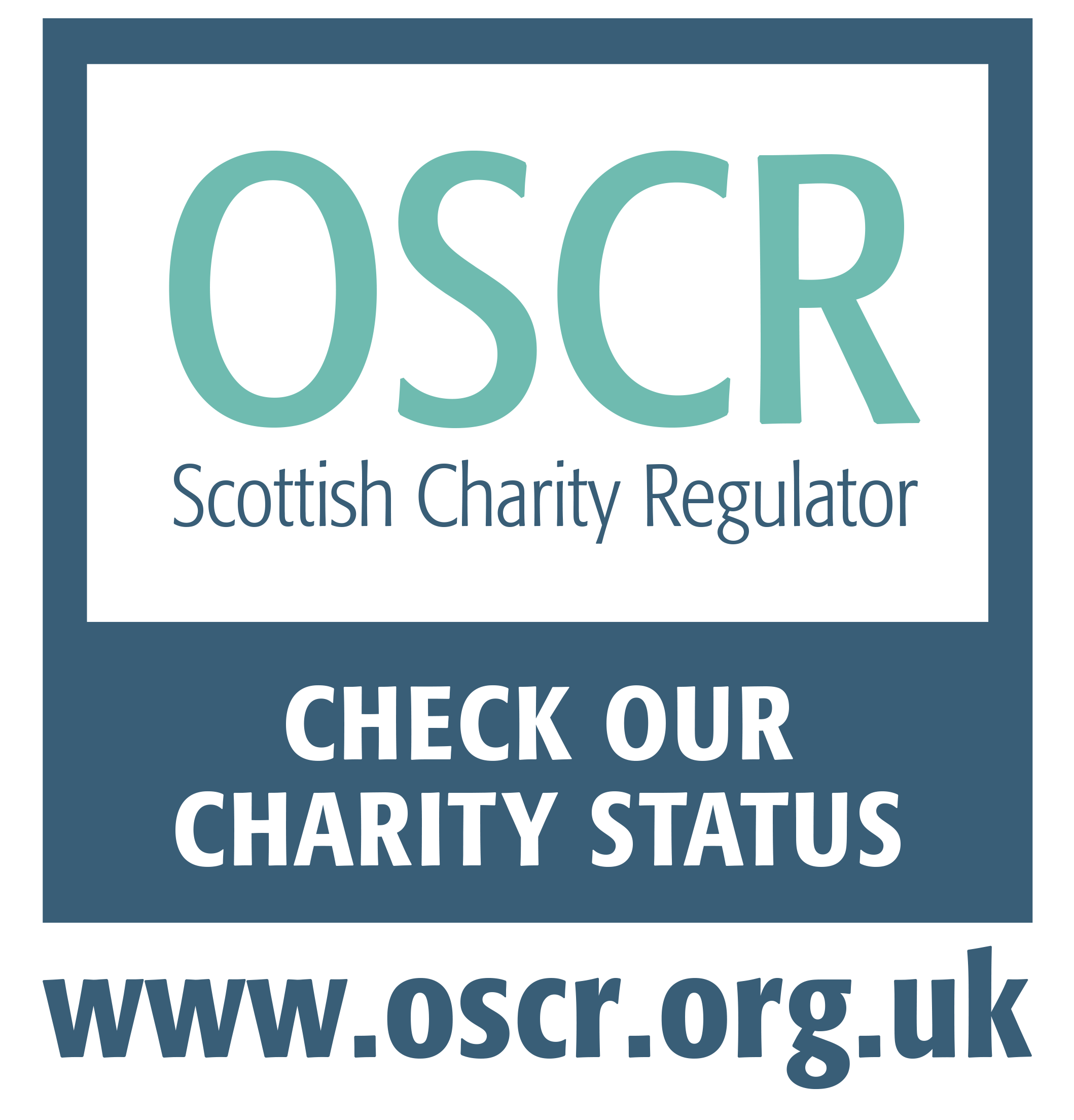 Registered Charity - click to see more